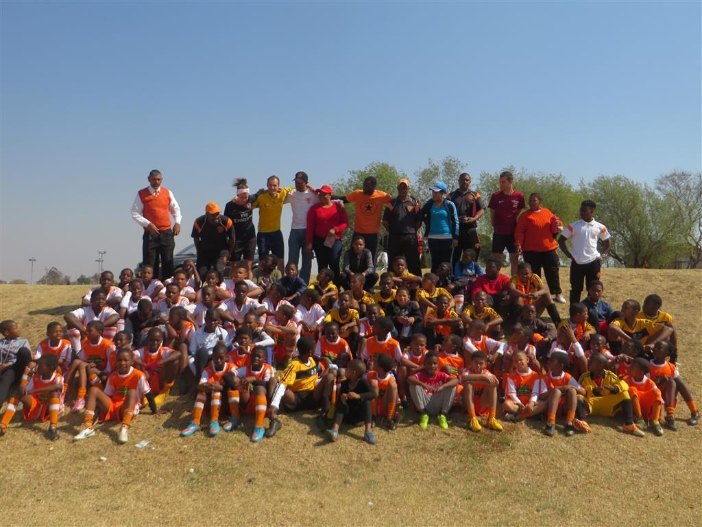 Ewood Stars - soccer youth and coaches