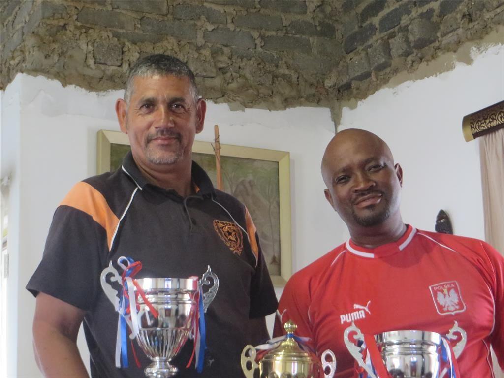 Leadership of Ewood Stars Soccer Club: Ewert and Jabu