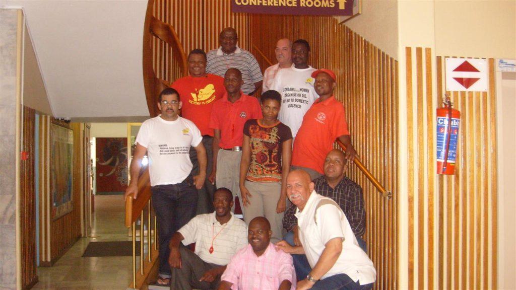 Consawu training 2009